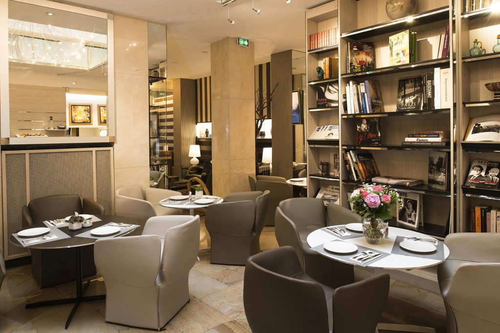Breakfast hotel Le Cambon Paris