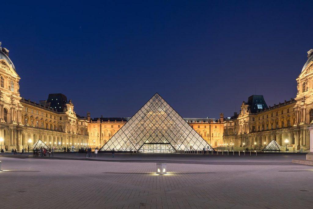 Le musée du Louvre- Paris