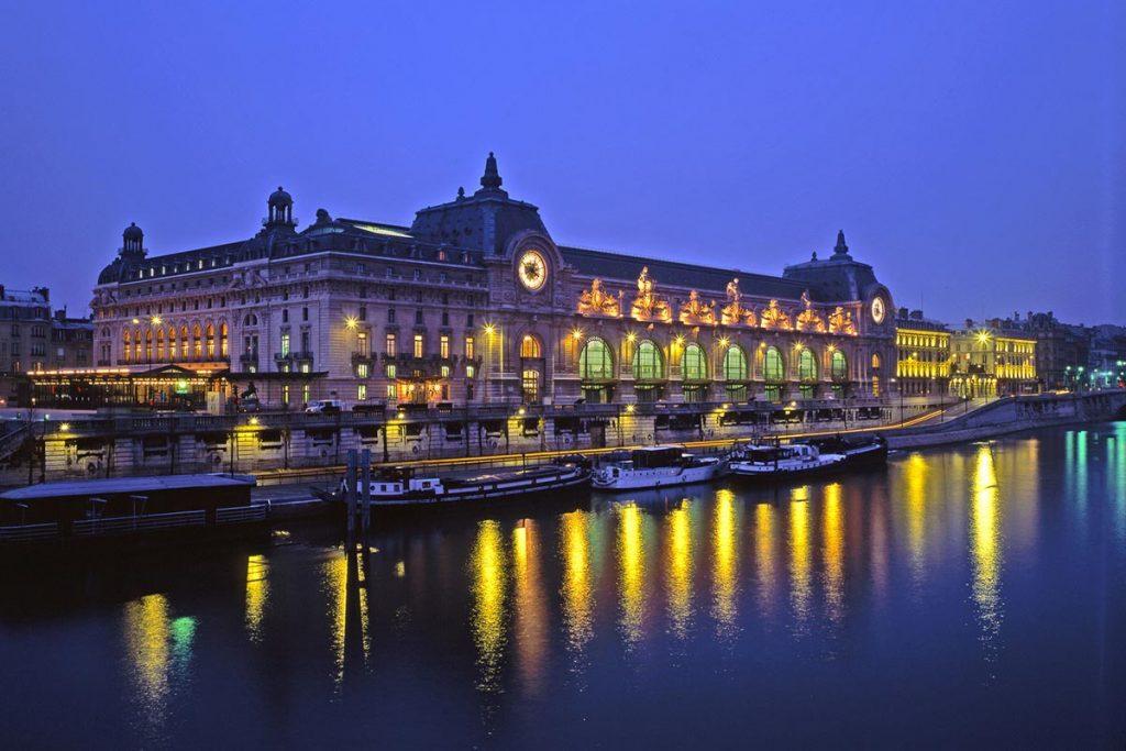 Le musée d'Orsay- Paris