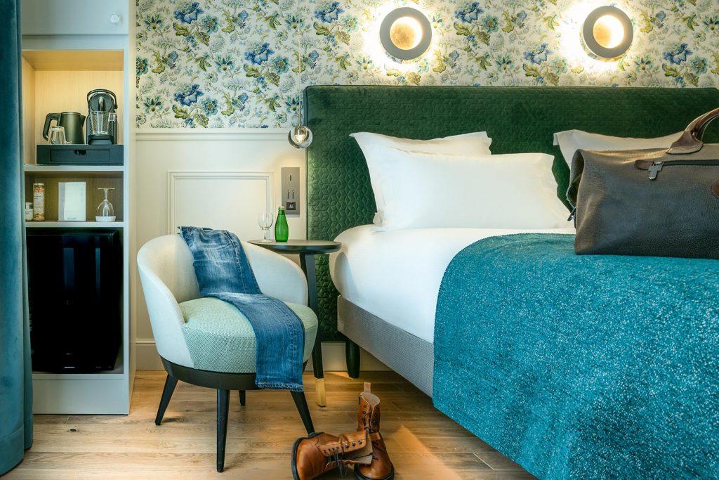 Chambre CLassique Hotel Cambon Paris